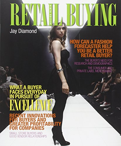 Retail Buying (9th Edition) (Fashion Series)