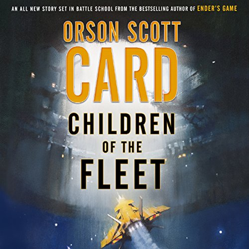 Children of the Fleet audiobook cover art