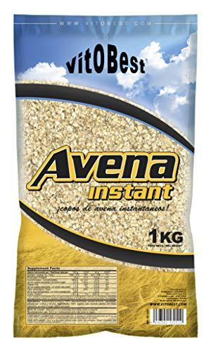 AVENA INSTANT 1 kg - Suplementos Alimentación y Suplementos Deportivos - Vitobest
