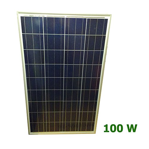 VIASOLAR Kit 100W Pro 12V Panel Solar