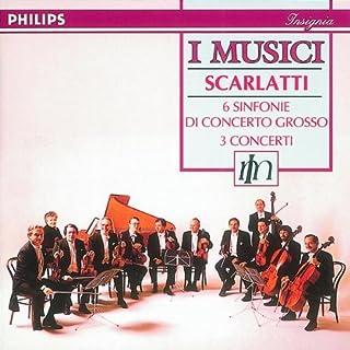 Scarlatti: 6 Sinfonie