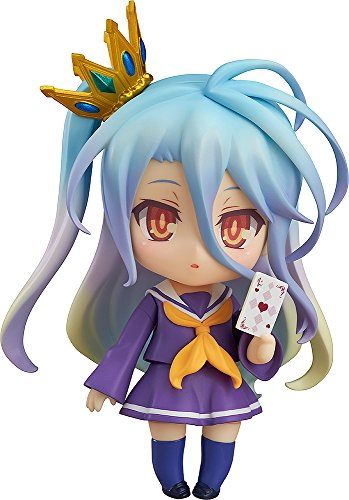 Good Smile Company GOODSMILE 11.634.258.930.638cm Nendoroid Shiro Figur