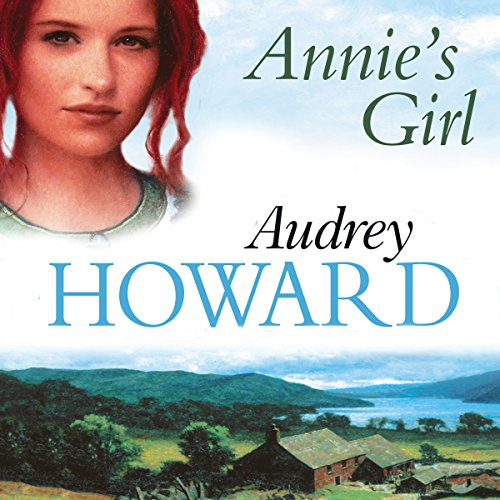Annie's Girl audiobook cover art