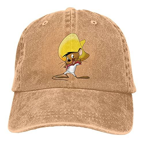 VJSDIUD Gorra de Beisbol Cartoons S PE Edy Gon Zales Unisex...