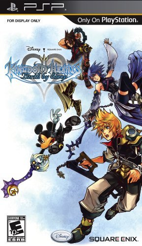 Kingdom Hearts: Birth By Sleep / Game - PlayStation Portable