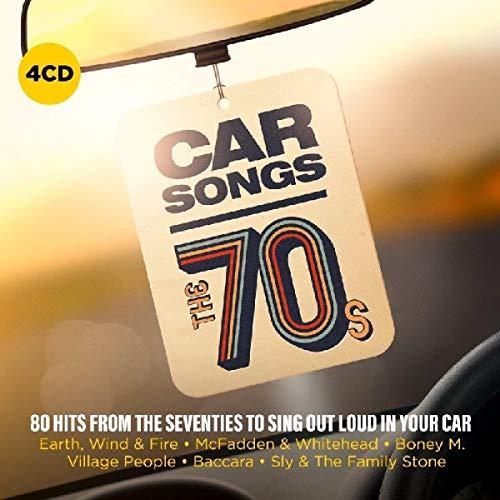 Car Songs-the 70'S