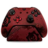 """Controller Gear Officially Licensed Gears of War 4 Crimson Omen - Limited Edition Controller Stand v2.0 - Red. """"Controller not included"""""""