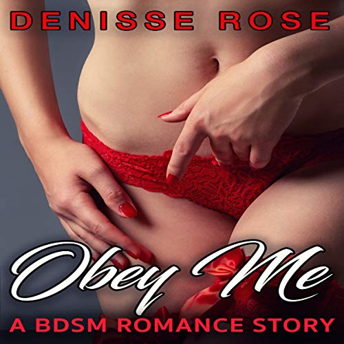 Obey Me audiobook cover art