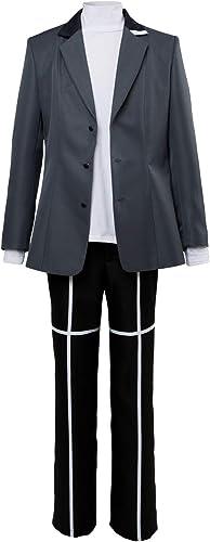 MingoTor Anime Anzug Cosplay Kostüm Herren S