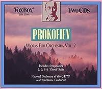 Orchestral Works Vol. 2: Symphonies 2,3,6, Chout Suite Op. 21
