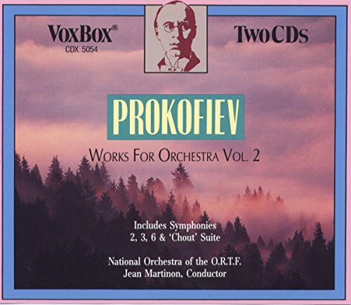 Vol. 2-Orchestra Works