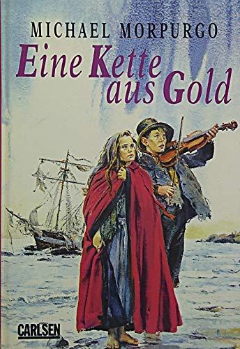 Eine Kette aus Gold. ( Ab 12 J.)