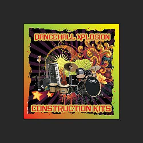 Dancehall Xplosion - 22 Construction Kits to Create Dancehall Tunes | DVD non Box
