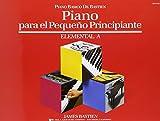 PIANO PARA EL PEQUEÑO PRINCIPIANTE ELEMENTAL A