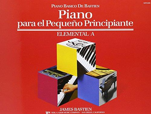 PIANO PARA EL PEQUEÑO PRINCIPIANTE...