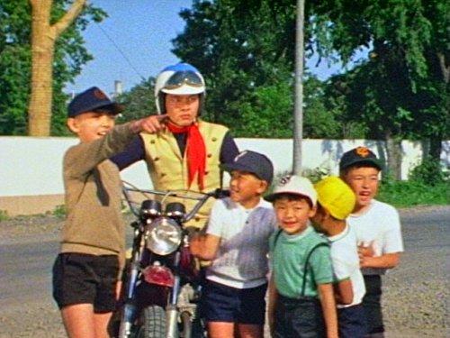 第19話「怪人カニバブラー北海道に現る」