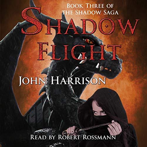 Couverture de Shadow Flight