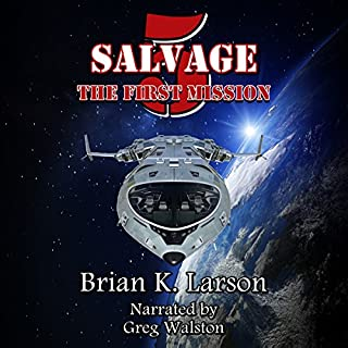 Salvage-5 cover art