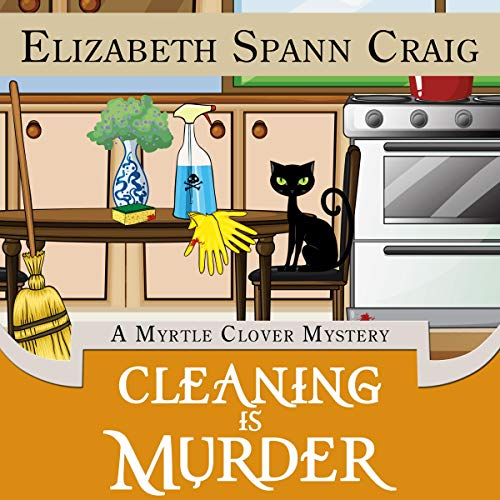 Cleaning Is Murder  By  cover art