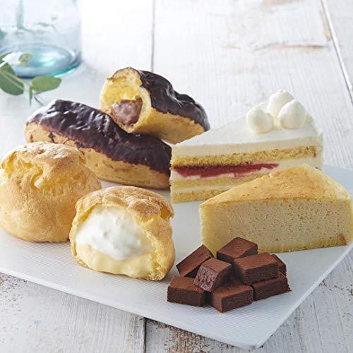 シャトレーゼ 糖質カットスイーツ詰合せ 5種9個入 糖質制限 糖質オフ 低糖質スイーツ