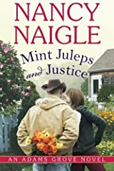Mint Juleps and Justice (An Adams Grove Novel Book 5) Kindle Edition