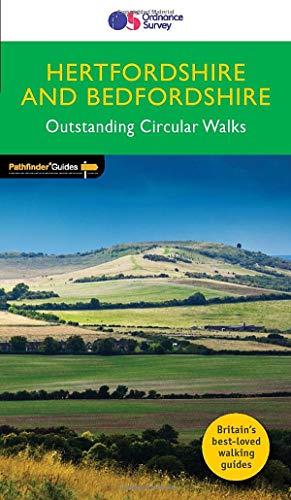 Hertfordshire & Bedfordshire Outstanding Circular Walks (Pathfinder Guides)