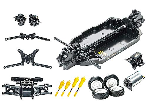 Tamiya NeoScorcher 1st Try Brushed 1:10 RC Modellauto Elektro Buggy Allradantrieb (4WD) Bausatz Teil-Vormontiert