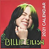 Billie Eilish 2021 Calendar: Billie Eilish 2020-2021 calendar 8.5 x 8.5 glossy paper