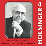 デイヴィッド・R. ホルジンガー作品集 Vol. 4 Symphonic Wind Music of David R. Holsinger Vol. 4 (CD-R)
