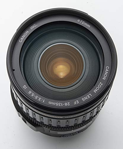 Canon 2562A002 EF 28-135mm f/3.5-5.6 IS USM Standard Zoom Lens for Canon SLR Cameras