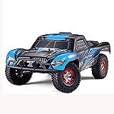 XSLY Coches de Rc for adultos camión Powered Drift Camiones de control remoto Nitro Fast Car 4x4 Monster Juguetes-1: 12 Escala mejorada sin escobillas RC Truck, 4WD 40 MPH alta velocidad Off-Road RC T