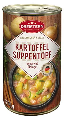 DREISTERN Kartoffeleintopf mit Schweinefleisch, 1200 g