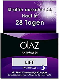 Olaz Anti-rimpel Lift Anti-aging Nachtcrème, 50 ml