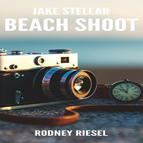 Beach Shoot audiobook cover art