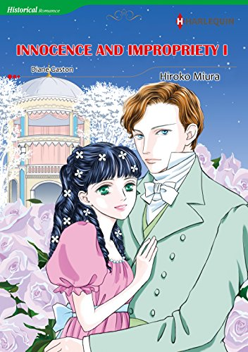 Innocence And Impropriety 1: Harlequin comics (English Edition)