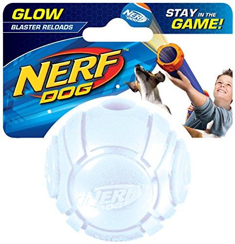 Nerf Dog Tennisball Blaster Sonic Glowball