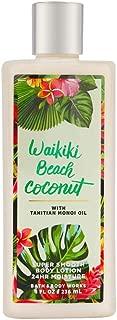Best waikiki coconut lotion Reviews