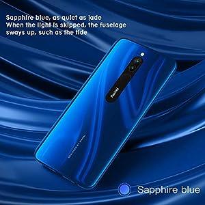 Xiaomi Redmi 8 3GB RAM / 32GB Doble Sim Azul