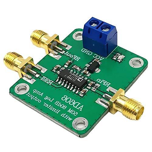 Dehua Log-Verstärker mit Limiter Ausgang AD606 Modul 50MHz 80dB Demodulieren logarithmischer Verstärker