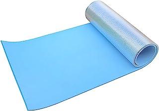 IZHH Yoga Workout Mat, Thick Yoga Exercise Mat for Home Gym,High Density Anti-Tear Exercise Yoga Mat,TPE Eco Friendly Non Slip Fitness Exercise Mat (180x60x0.6 cm)