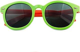 BUKUANG - BUKUANG Gafas De Sol Gafas De Sol Polarizadas UV Silicona Niño Niños,C5