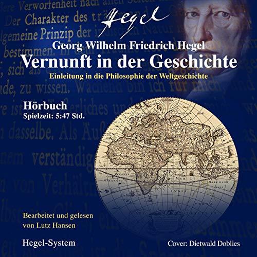 Hegel - Vernunft in der Geschichte Titelbild