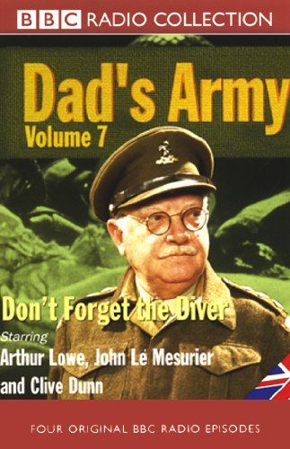 Dad's Army, Volume 7 audiobook cover art