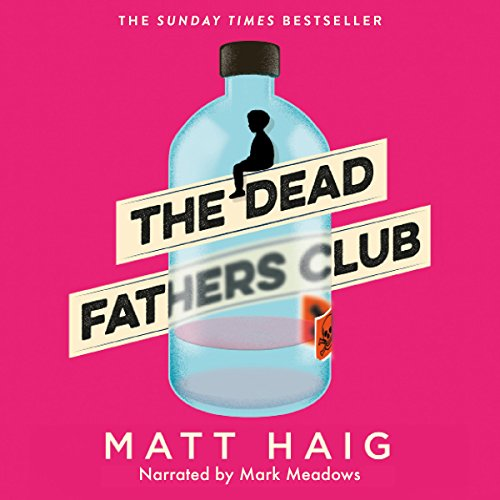 The Dead Fathers Club audiobook cover art