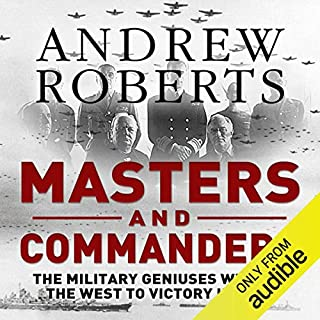 Masters and Commanders cover art
