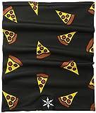 AIRBLASTER Ninja de Cuello Alto, Unisex, Pizza