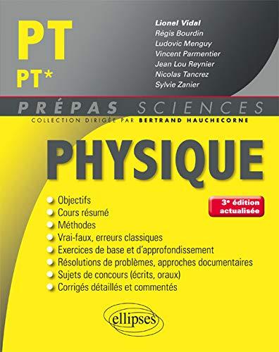 Physique Pt Pt Troisieme Edition Actualisee