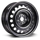 RTX, Steel Rim, New Aftermarket Wheel, 17X7, 5X105, 56.6, 42, black finish X47505