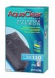 AquaClear 110 Activated Carbon Insert, Aquarium Filter Replacement Media, A622