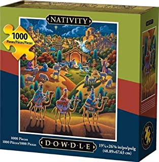 Dowdle Jigsaw Puzzle - Nativity - 1000 Piece